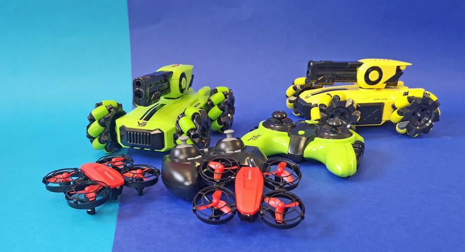 RC-Spielzeug mit Battle-Funktion