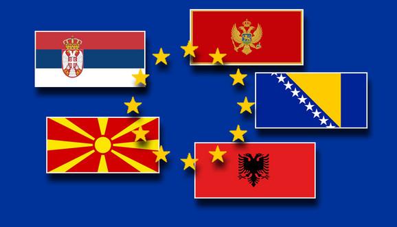 Države Zapadnog Balkana