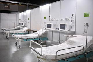 Ile kosztowało przygotowanie szpitala na PGE Narodowym? Dowiedzieli się posłowie KO
