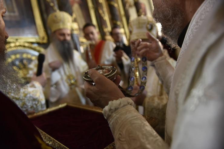 Ustoličenje patrijarha Porfirija