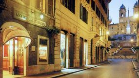 Antico Caffe Greco - najsłynniejsza kawiarnia w Rzymie