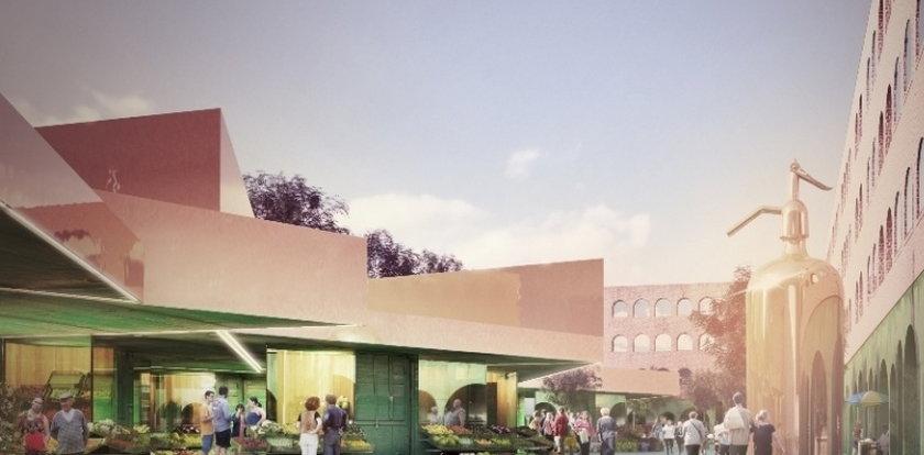 Zobacz nowy Bazar Różyckiego