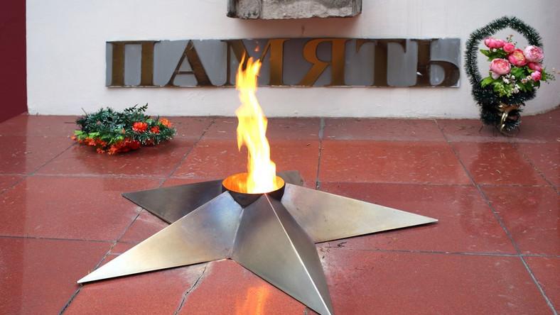 Cmentarz radziecki - zdjęcie ilustracyjne