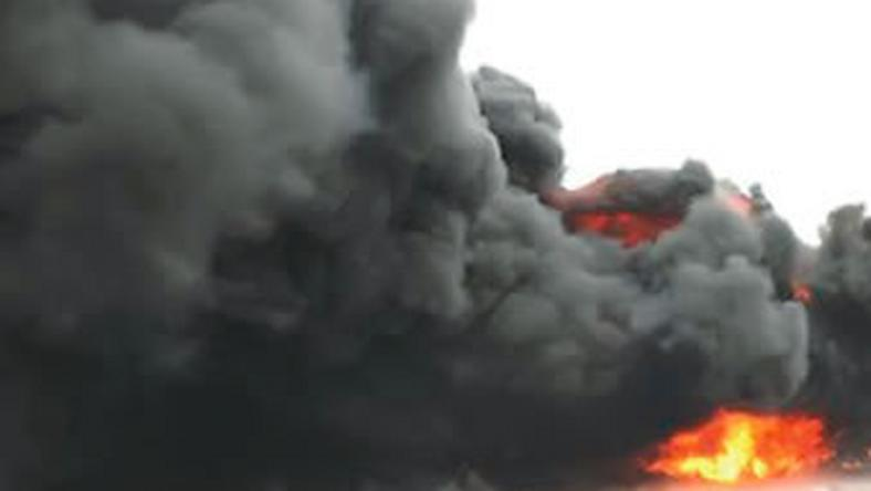 Nigerian breweries in Iganmu gutted by fire