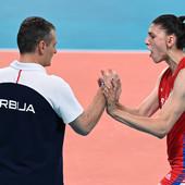 """""""KOD NJIH JE SVE OPUŠTENO, SVE JE POLAKO..."""" Zoran Terzić prezadovoljan igrom Srbije: """"Nije bilo realno da ovako pobedimo"""""""