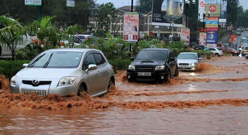 Met department warns of heavy rains