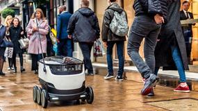 Estonia poligonem doświadczalnym robota Starship Technologies