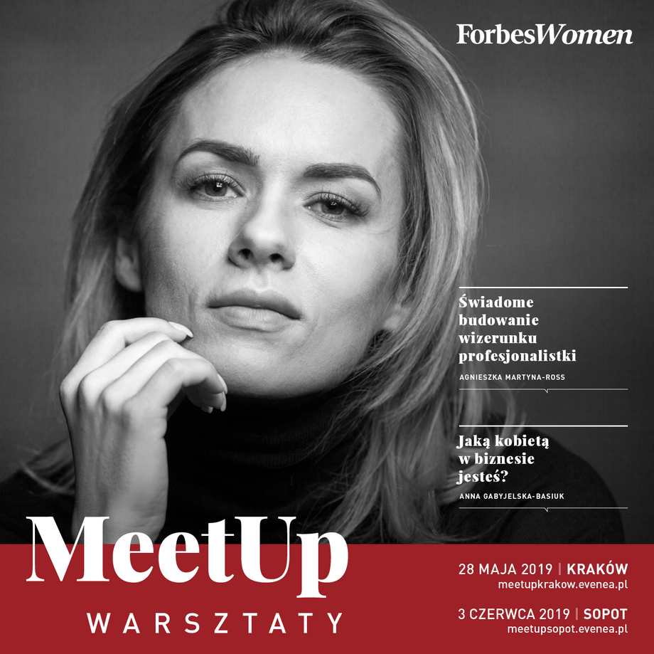 Forbes Women - warsztaty Meet up