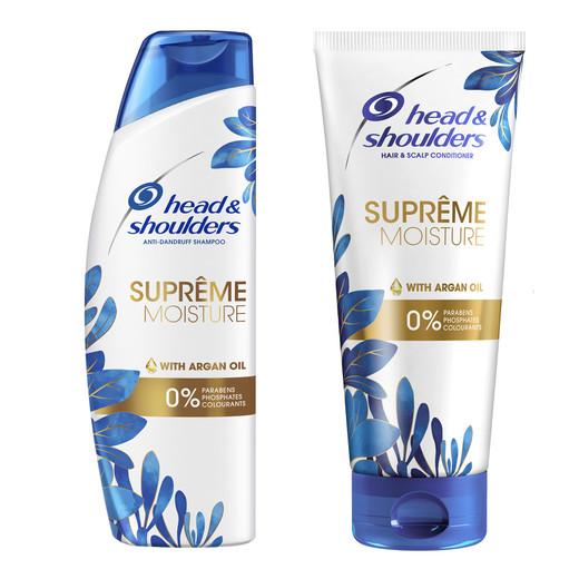 Head & Shoulders - Suprême Moisture szampon i odżywka opinie - opinie