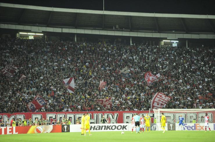 FK Crvena zvezda, FK BATE Borisov