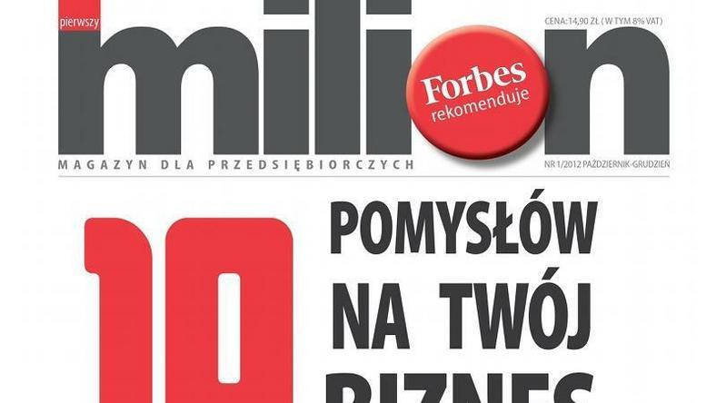 0bf856b5d32001 Pierwszy Milion: 10 biznesów odpornych na kryzys - Forbes