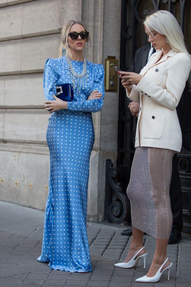 Ulična moda u Parizu