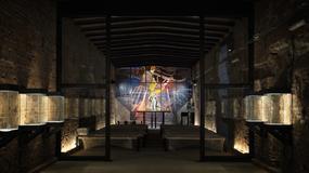 Kopalnia Guido w Zabrzu - multimedialne projekcje i wybuchy