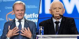 Tusk popularniejszy od Kaczyńskiego? Nie mamy złudzeń...