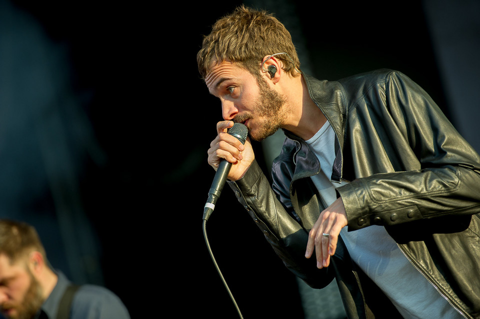 Editors na Orange Warsaw Festival 2016