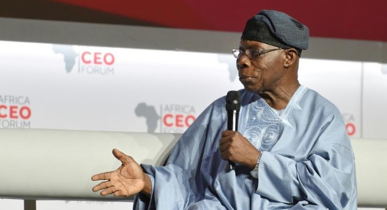 Former President, Olusegun Obasanjo says he has dedicated the rest of his life to global peace, service to humanity. (Punch)