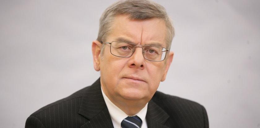 Prof. Tomasz Nałęcz: Warunkiem obywatelskiego szacunku dla konstytucji jest karanie polityków, którzy ją łamią i naruszają
