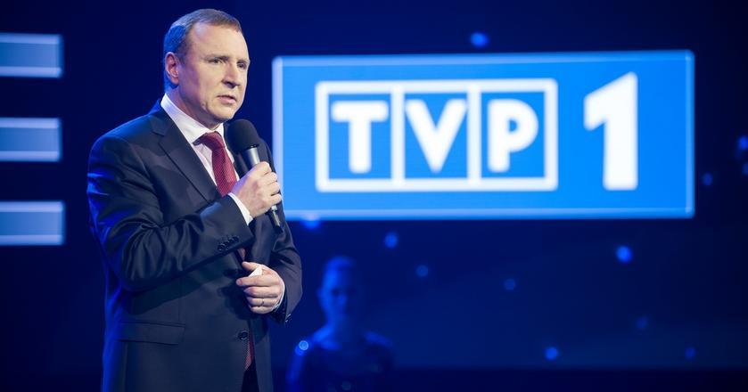 Czerwiec nie był dobry dla TVP1 pod względem oglądalności