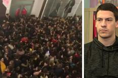 """""""POLICIJA ME JE ISPRATILA IZ NOVOG SADA"""" Ovako je jutjuber reagovao nakon što su zbog njegovog dolaska deca napravila HAOS U TRŽNOM CENTRU"""
