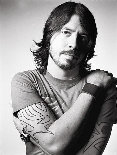 Dave Grohl (Les Foo Fighters) - Zdjecie opublikowane przez mariamgrohl