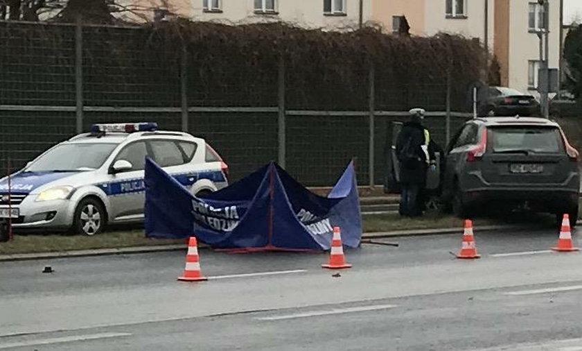 Tragiczny wypadek w Rzeszowie. Na przejściu zginął 27-latek