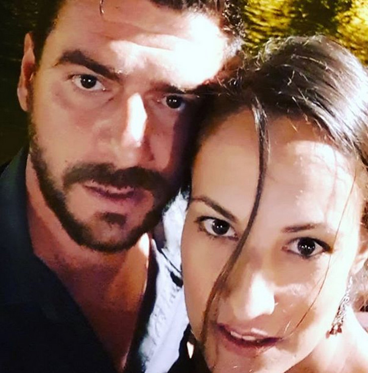 Zorana Bečić i Igor Đorđević