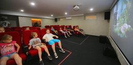 Zrobili kino z kotłowni na Starym Polesiu