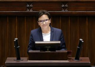 Kopacz rezygnuje z walki o funkcję przewodniczącej PO