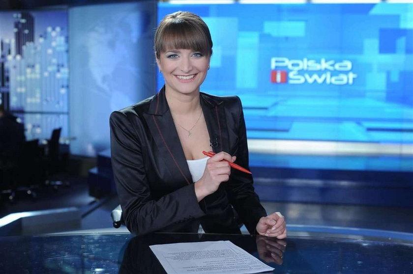 Dziennikarka TVN24 urodziła...