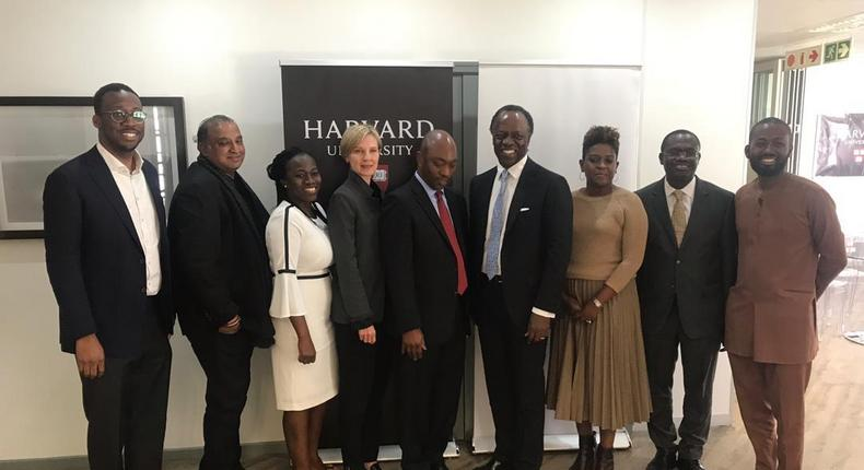 Zoomlion chairman urges Harvard University to help African Businesses upgrade operational capacity
