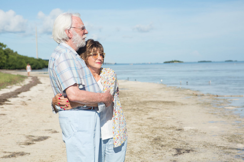 """Leisure seeker"": kadr z filmu"