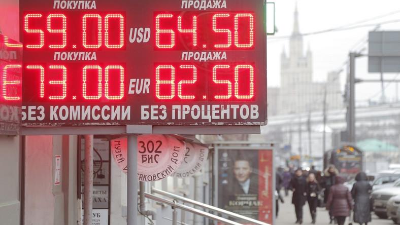 A gdyby Rosja zbankrutowała? Oto scenariusz dla Polski. ANALIZA