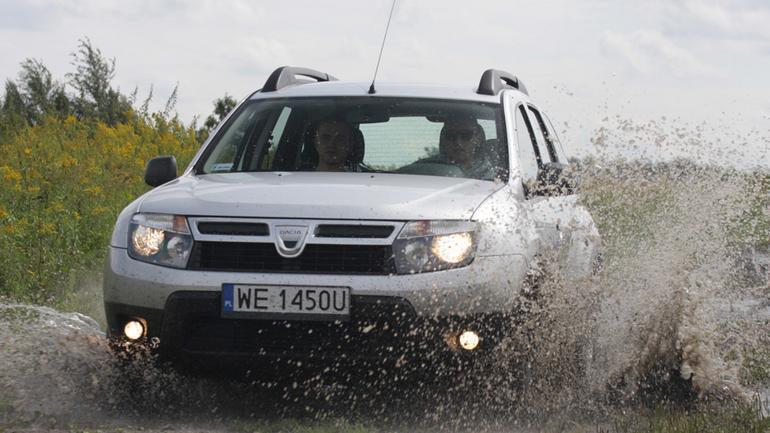 Dacia Duster Laureate 1.6 16V 4x4: Skromność w standardzie