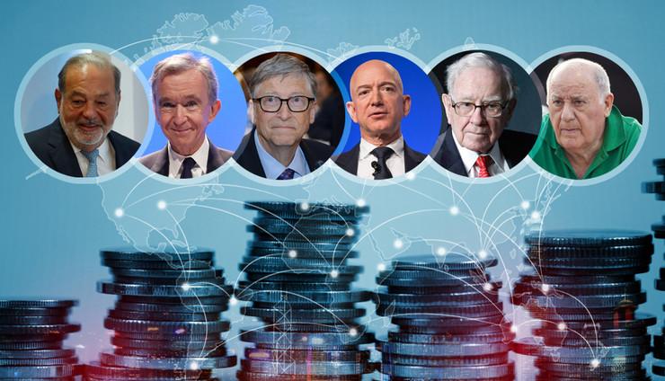 milijarderi svet kombo