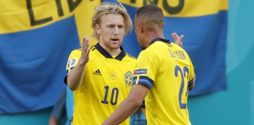Skromna wygrana Szwecji nad Słowacją. Zadecydował gol z rzutu karnego