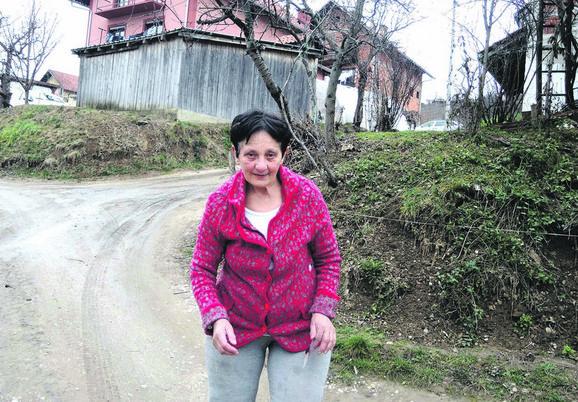 Boškova baka Snežana
