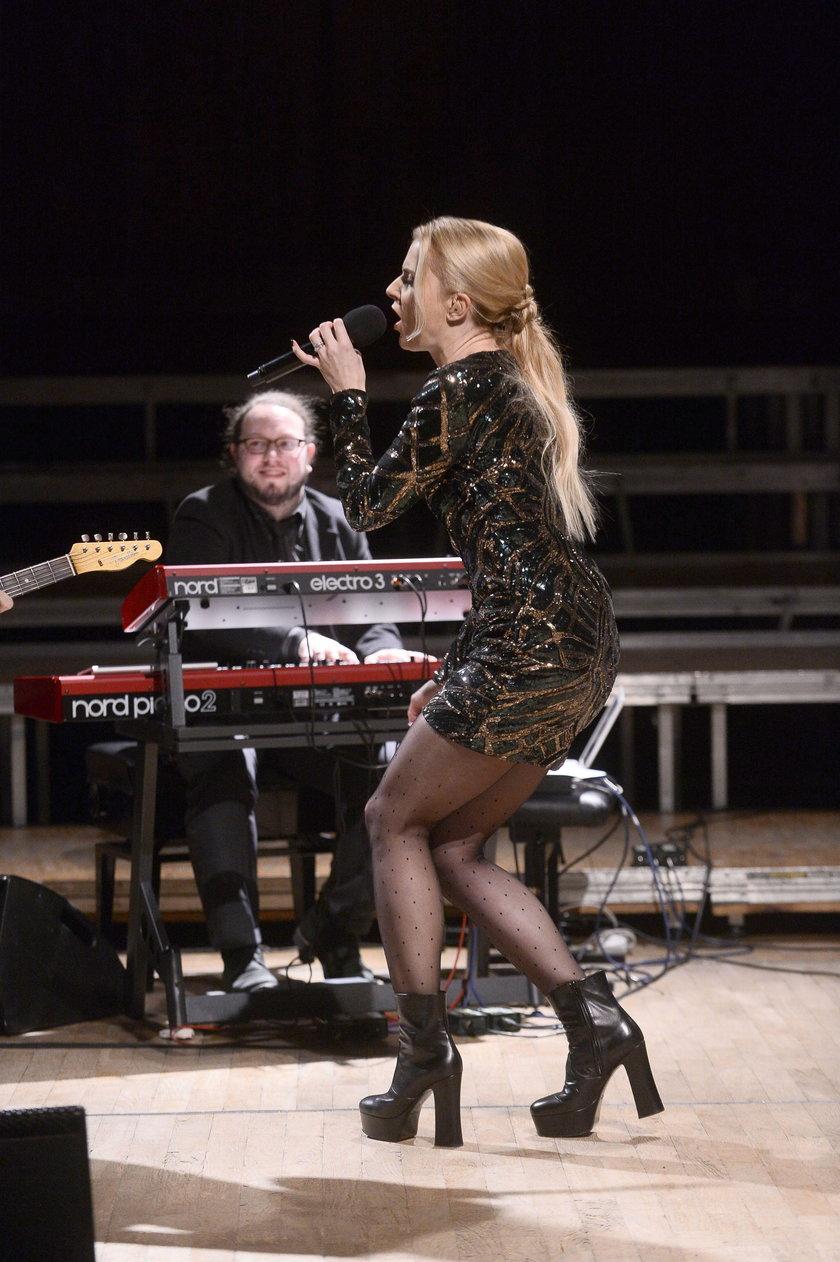 Halina Mlynova wraca na scenę
