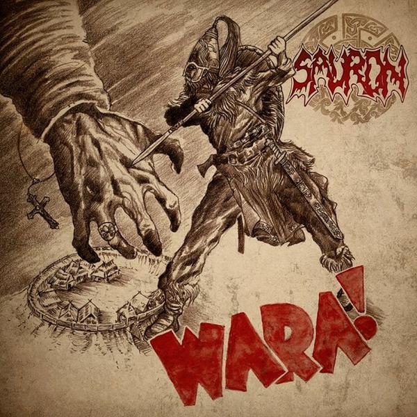 """SAURON – """"Wara!"""""""