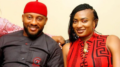 Yul Edochie says his wife managed and never frustrated him when he had no sustainable job