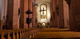 Opętanie w elbląskim kościele? Potrzebne było pogotowie