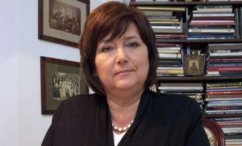 Anna Komorowska poleci do Smoleńska