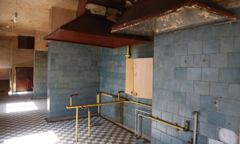 Bar Złota Kurka przechodzi gruntowny remont