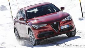 Alfa Romeo Stelvio - świetnie jeździ i znakomicie wygląda