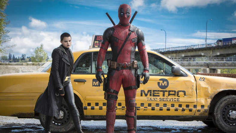 Deadpool, superbohater na ostro