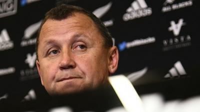 'Predictable' All Blacks suck up criticism