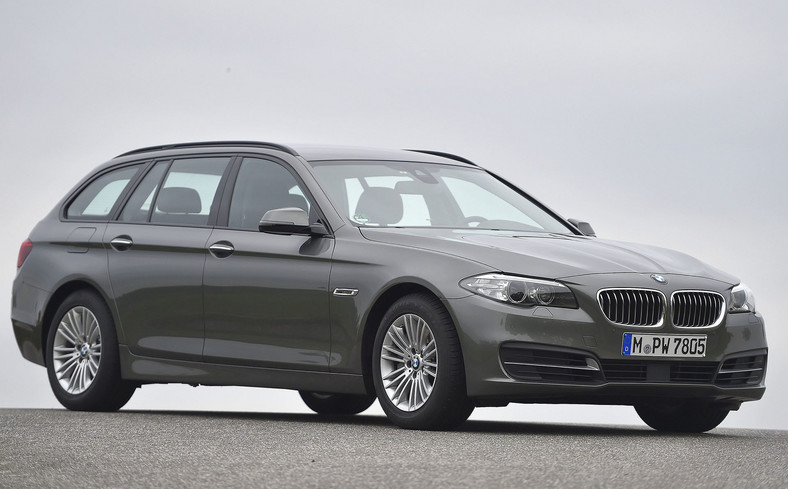 BMW 5 F11 520d Touring/184 KM