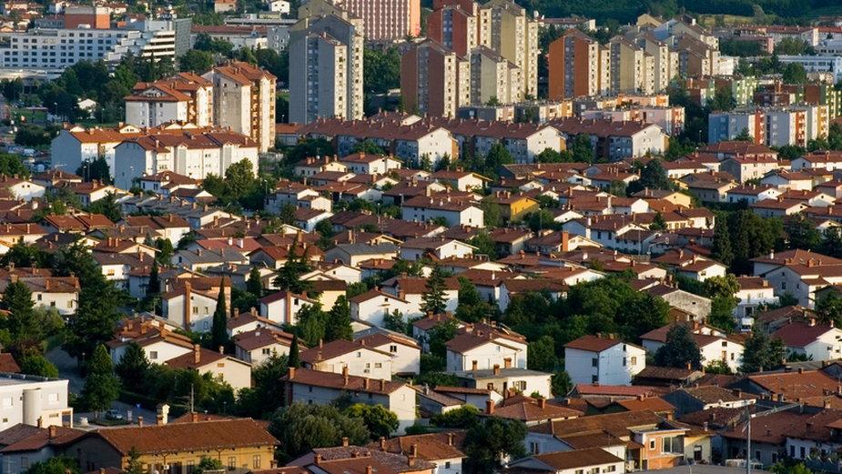 Nova Gorica - miasto w zachodniej Słowenii