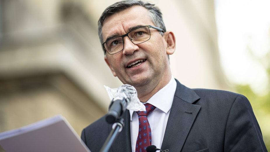 Andrzej Przyłębski, ambasador Polski w Niemczech