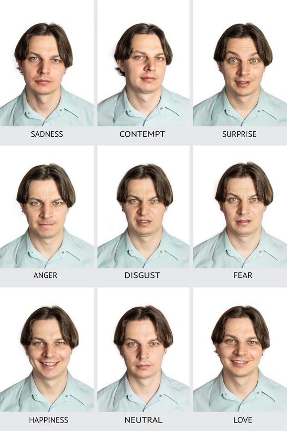 Mikro izrazi lica (foto: ilustracija)