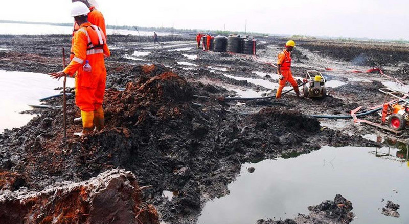 Paramount ruler urges FG to mobilise contractors to Ogoni clean-up sites